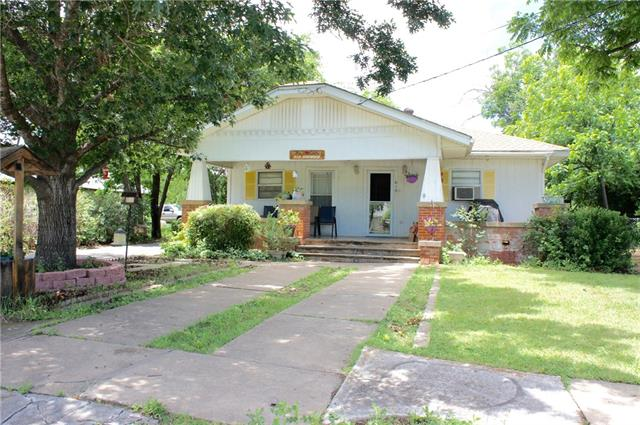 Photo of 619 Norwood Street  Brownwood  TX