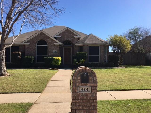 424 Vasey Oak Drive, Keller New Listings for Sale