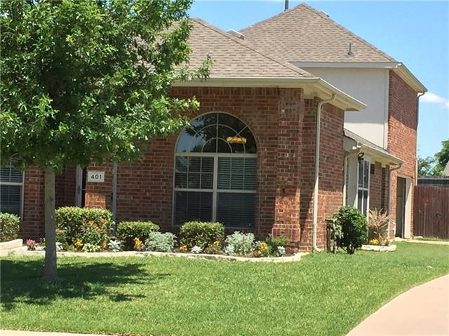 401 Gene Autry Lane, Murphy in Collin County, TX 75094 Home for Sale