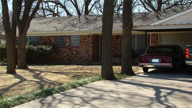 101 N Ash Avenue, Eagle Mountain in Tarrant County, TX 76020 Home for Sale