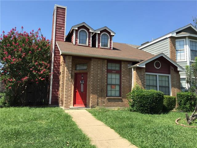 Photo of 823 Binbrook Drive  Mesquite  TX