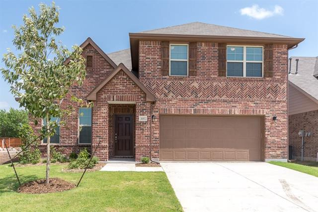 1017 Bird Creek Drive, Little Elm Two Story for Sale
