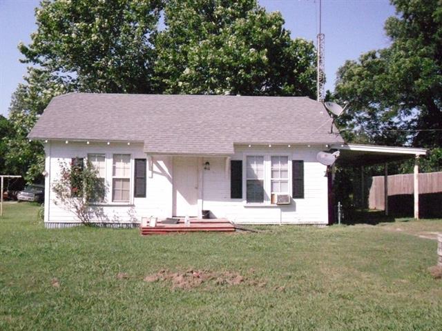 Photo of 401 S Live Oak Avenue  Hubbard  TX