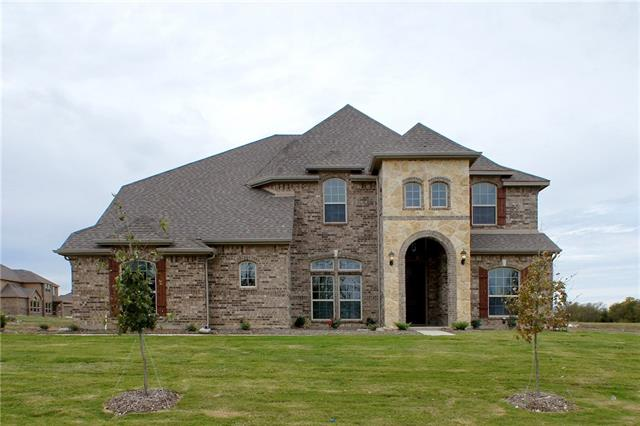 Photo of 1721 Billingsley Drive  Waxahachie  TX