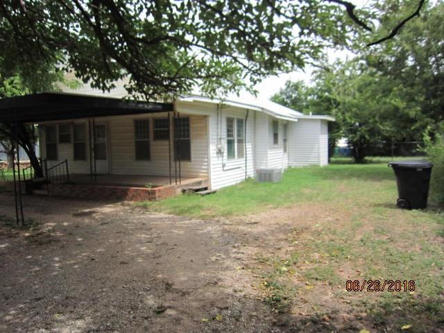Photo of 1626 Delano Street  Abilene  TX