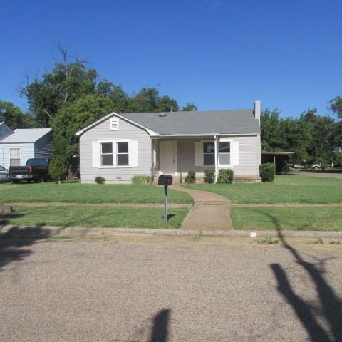 Photo of 1602 Sycamore Street  Abilene  TX