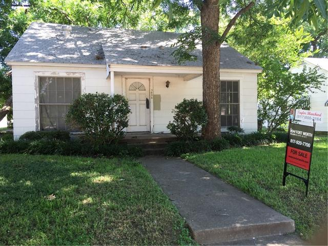 Photo of 3836 Pershing Avenue  Fort Worth  TX
