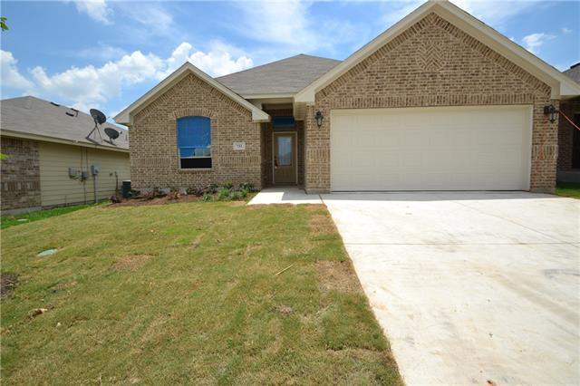 Photo of 733 Poncho Lane  Fort Worth  TX