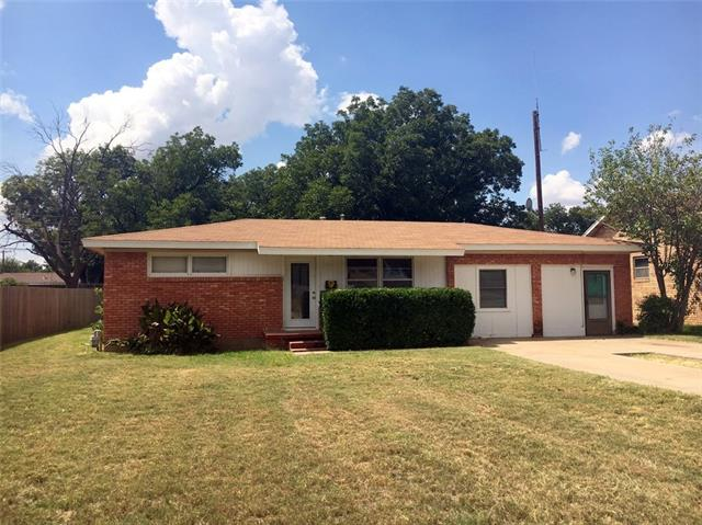 Photo of 1603 N Avenue E  Haskell  TX