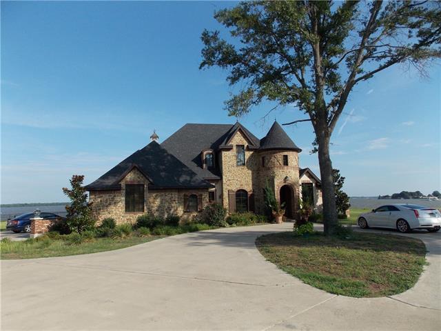 Texas Waterfront Property In Cedar Creek Lake Gun Barrel