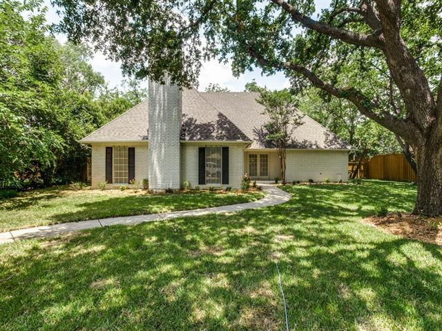 Photo of 7947 Hillfawn Circle  Dallas  TX