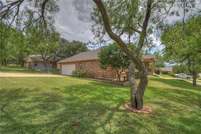 New Listings property for sale at 3109 W Oak Ridge Drive, Marble Falls Texas 78654
