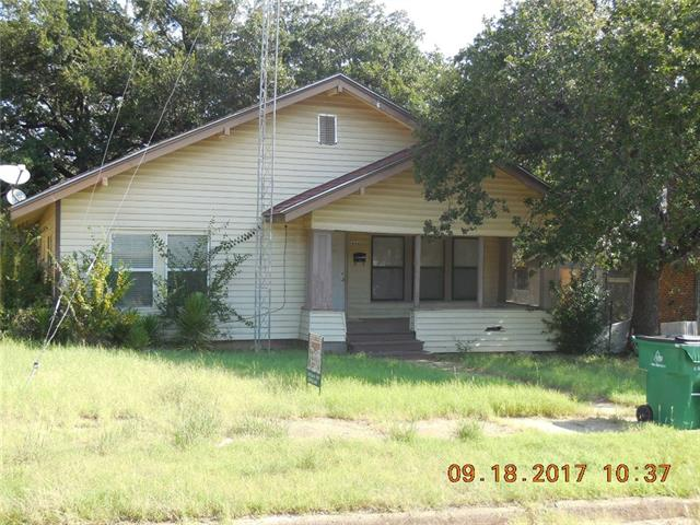 Photo of 906 Cypress Street  Ranger  TX