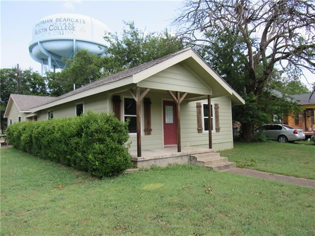 Photo of 1421 N Cleveland  Sherman  TX
