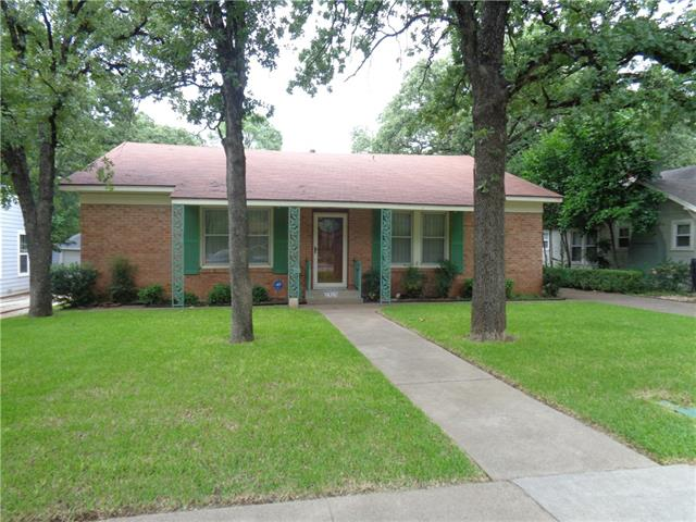 Photo of 2325 Primrose Avenue  Fort Worth  TX