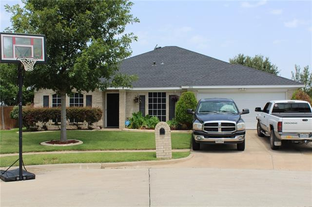 Photo of 301 Lone Wolf Court  Arlington  TX