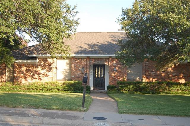 Photo of 7140 Cosgrove Drive  Dallas  TX