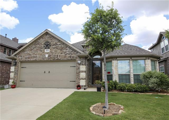 Photo of 8377 Blue Periwinkle Lane  Fort Worth  TX
