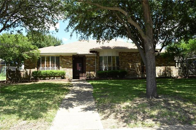 Photo of 5412 Freestone Circle  Dallas  TX