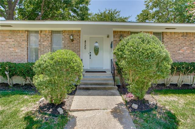 Photo of 4720 Ashbrook Road  Dallas  TX