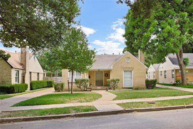 Photo of 2434 Sunset Avenue  Dallas  TX