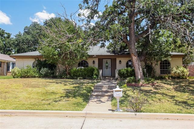 Photo of 1728 Westridge Drive  Hurst  TX