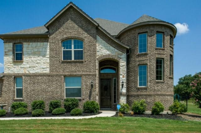 105 Ranch Creek Drive, Eagle Mountain in Parker County, TX 76020 Home for Sale