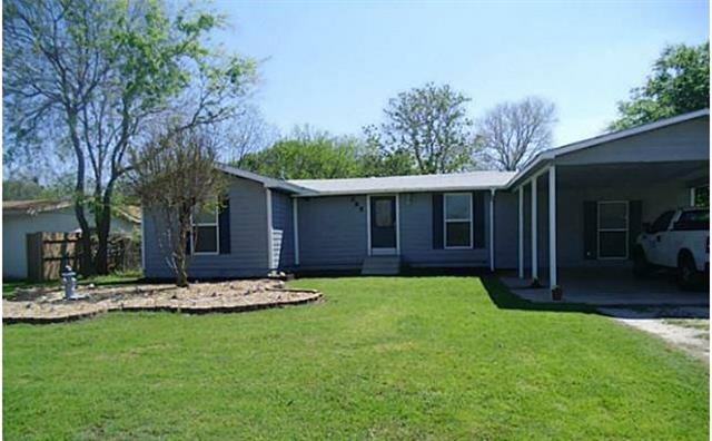 208 Ridgeway Avenue, Eagle Mountain in Tarrant County, TX 76020 Home for Sale