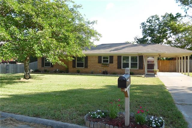 Photo of 1414 Clearfield Drive  Cleburne  TX