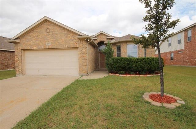 Photo of 1104 Mourning Dove Drive  Burleson  TX