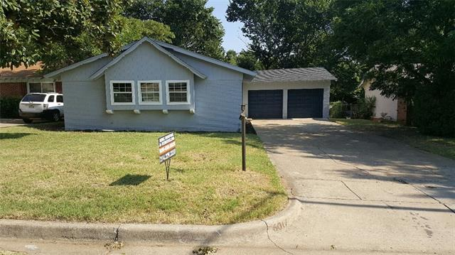 Photo of 6017 Maceo Lane  Fort Worth  TX
