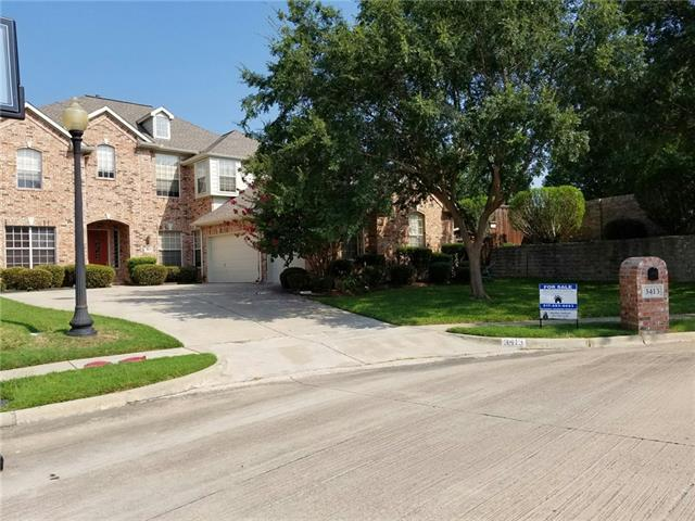 Photo of 3413 Mary Court  Flower Mound  TX