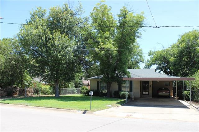 Photo of 809 W Dyer Street  Breckenridge  TX