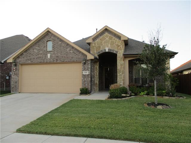 Photo of 824 Chatsworth Drive  Anna  TX