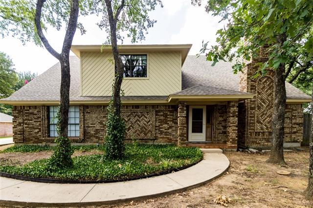 Photo of 1532 Donna Lane  Bedford  TX