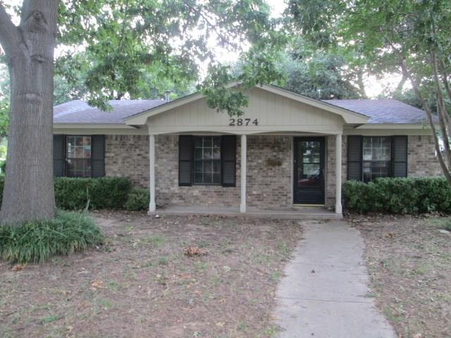 Photo of 2874 Mims Street  Fort Worth  TX