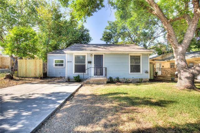 Photo of 5016 Donnelly Avenue  Fort Worth  TX
