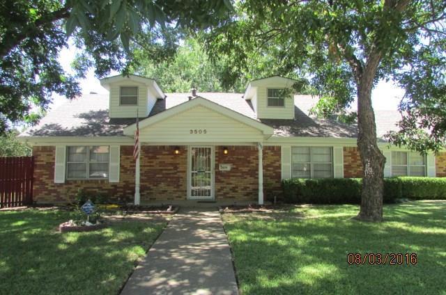 Photo of 3505 Chaffin Drive  Richland Hills  TX