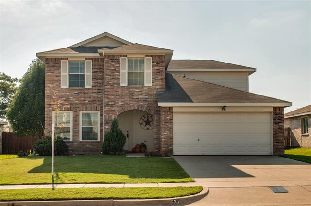 Photo of 221 Hilltop Drive  Justin  TX