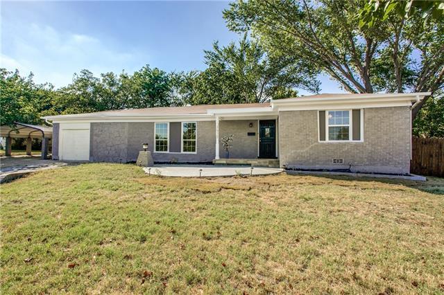 Photo of 3625 Bewley Street  North Richland Hills  TX