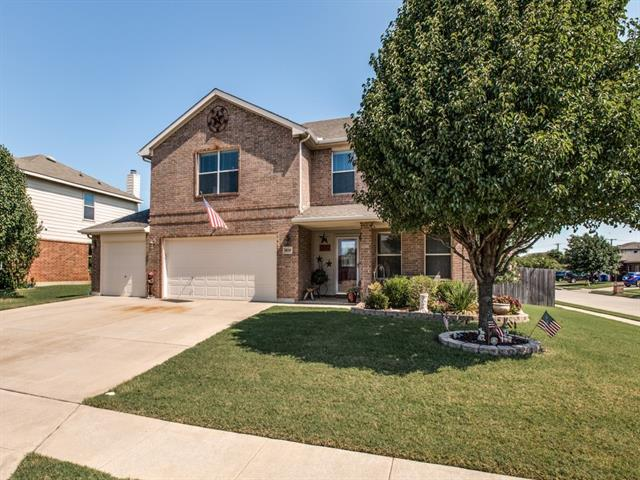 1629 Withers Way, Krum, TX 76249