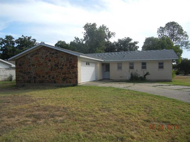 Photo of 601 Parkway  Brownwood  TX