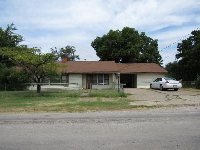 Photo of 706 SW 21st Street  Mineral Wells  TX