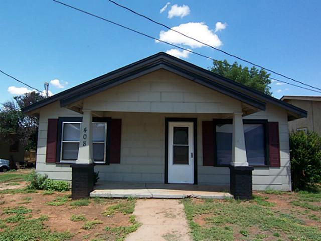 Photo of 408 W Arkansas Avenue W  Sweetwater  TX