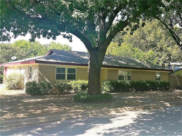 Photo of 319 Adell Street  White Settlement  TX