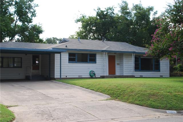 Photo of 2914 Fincher Road  Haltom City  TX
