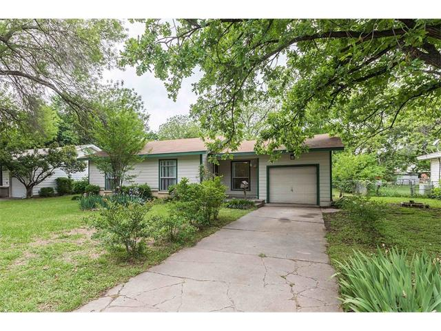 Photo of 3833 Cagle Drive  Richland Hills  TX