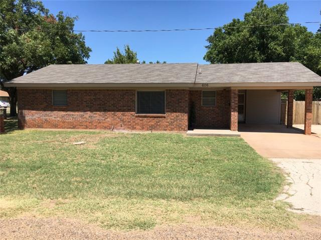 Photo of 606 N 17th Street  Haskell  TX