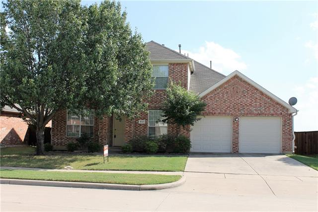 Photo of 851 Mullrany Drive  Coppell  TX