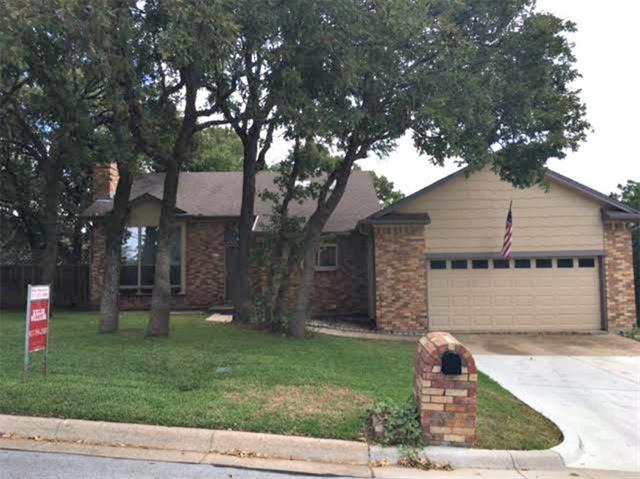 Photo of 4300 Hidden Creek Drive  Arlington  TX